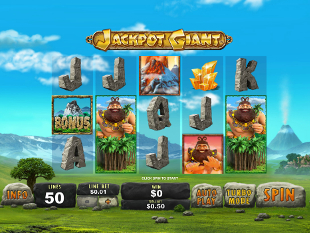 Jackpot Giant slot game online review